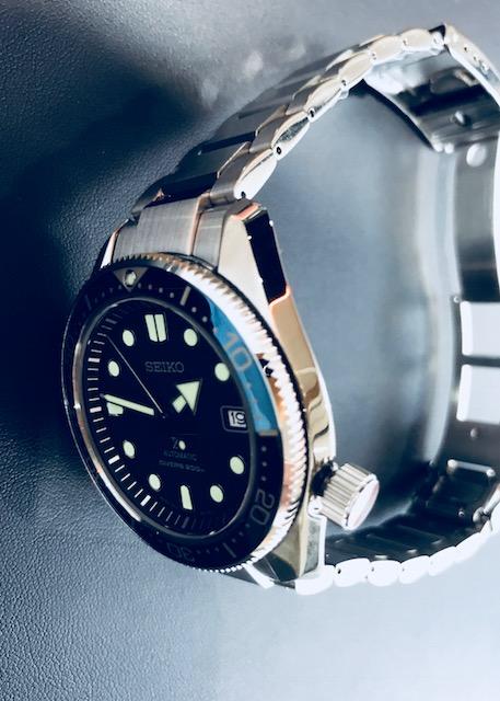 Seiko Prospex Diver Automatik SPB079J1 mit 12,8mm Höhe