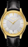 Tissot T-Gold Fascination Herrenuhr 18K Gold T924.410.16.031.00