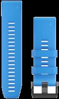 Garmin Uhrenarmband Quickfit 26mm blau 010-12741-02