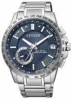 Citizen Elegant Eco Drive Satellite Wave CC3000-54L
