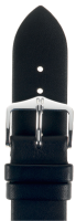 Hirsch Italocalf Kalbslederband L 20mm schwarz 17822050-2-20