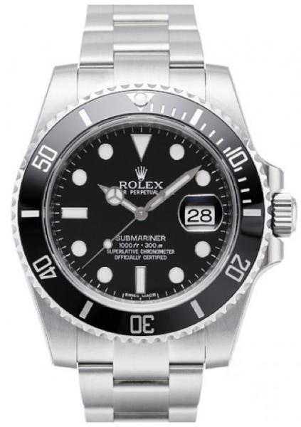 Rolex Submariner Date 116610ln Herrenuhren Uhren Olfert Co Uhren