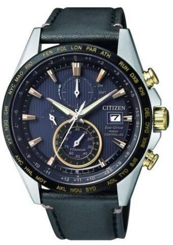 Eco Herren 14h Citizen Drive Chronograph Super At8158 Titanium eCxodB