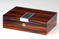 Rothenschild Uhrenbox Ebony für 8 Uhren RS-2264-8-E