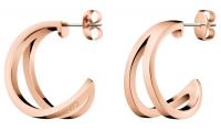 Calvin Klein outline Damen Kreolen KJ6VPE100100
