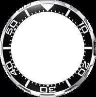 Certina DS Action Lünette für Dreizeiger Automatik C320021664