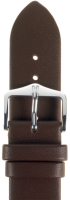 Hirsch Italocalf Kalbslederband L 22mm braun 17822010-2-22