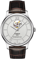 Tissot T-Classic Tradition Powermatic 80 Open Heart T063.907.16.038.00