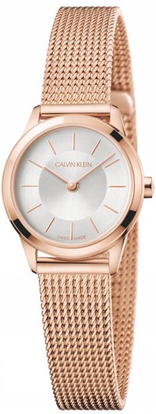 Calvin Klein minimal Damenuhr K3M23626