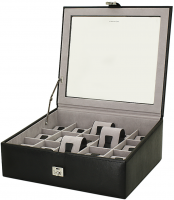 Friedrich Uhrenbox Redford für 15 Uhren 70021/47