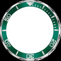 Certina DS Action Precidrive Lünette grün C320019735