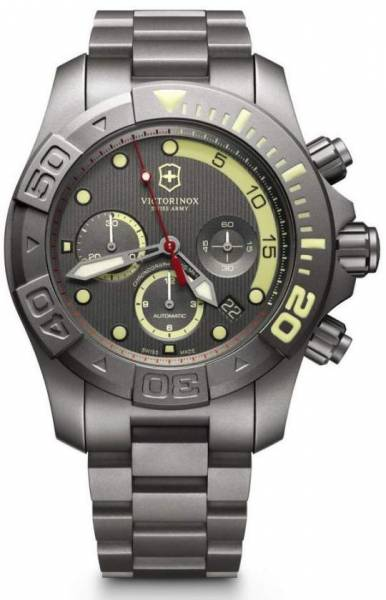 Victorinox Dive Master Mechanical Automatik Chronograph 241660 ...