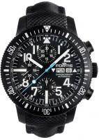 Fortis Diver Black Automatik Chronograph 638.18.41 LP10