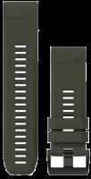 Garmin Uhrenarmband Quickfit 26mm grau 010-12517-03