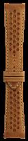 Mido Multifort Lederband cognac 22mm ohne Schließe M610015178