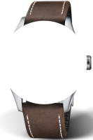 Oris Big Crown Lederband braun 22mm 07 5 22 05FC