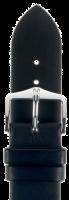 Hirsch Italocalf Kalbslederband L 22mm schwarz 17822050-2-22