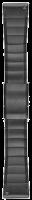Garmin Uhrenarmband Quickfit 26mm Edelstahl 010-12517-055