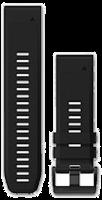 Garmin Uhrenarmband Quickfit 26mm schwarz 010-12517-00