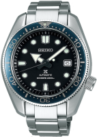 Seiko Prospex Automatik Diver's SPB079J1 am Edelstahlband