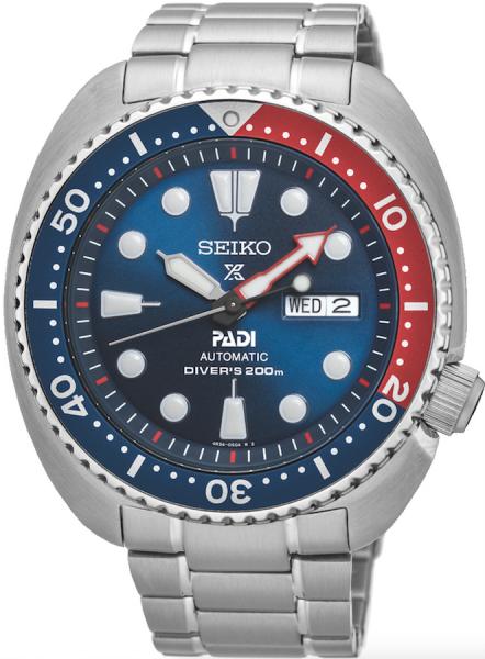 Seiko Prospex PADI Turtle Diver's SRPA21K1