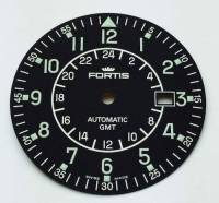 Fortis Dial Zifferblatt 596.10.11 GMT