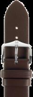 Hirsch Italocalf Kalbslederband L 20mm braun 17822010-2-20