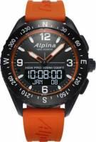 Alpina AlpinerX Smartwatch Dunkelblau/Schwarz AL-283LBN5NAQ6