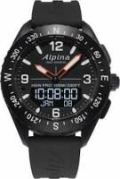 Alpina AlpinerX Smartwatch Schwarz/Schwarz AL-283LBB5AQ6